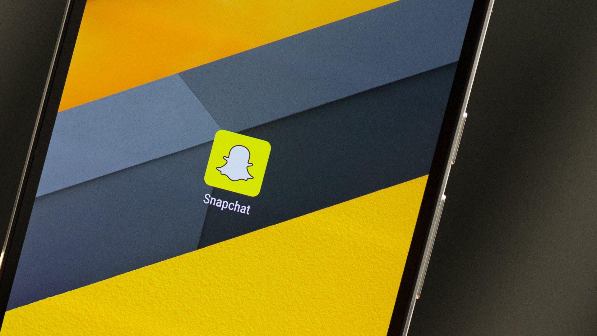 Snapchat meningkatkan kualitas aplikasi Android dan mengetahui yang sudah jelas