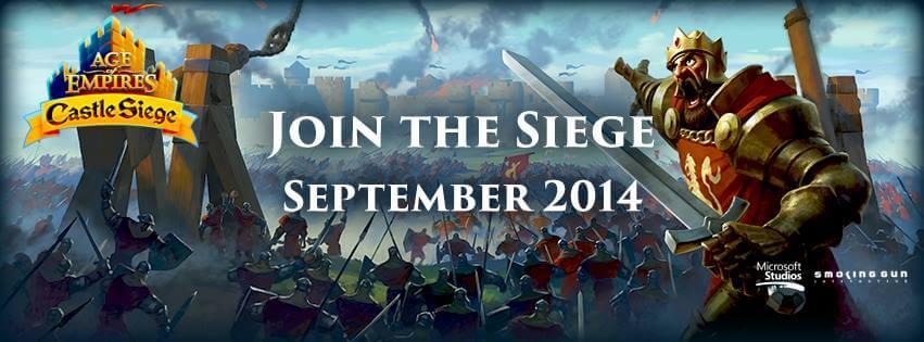 Age of Empires: Castle Siege para Windows