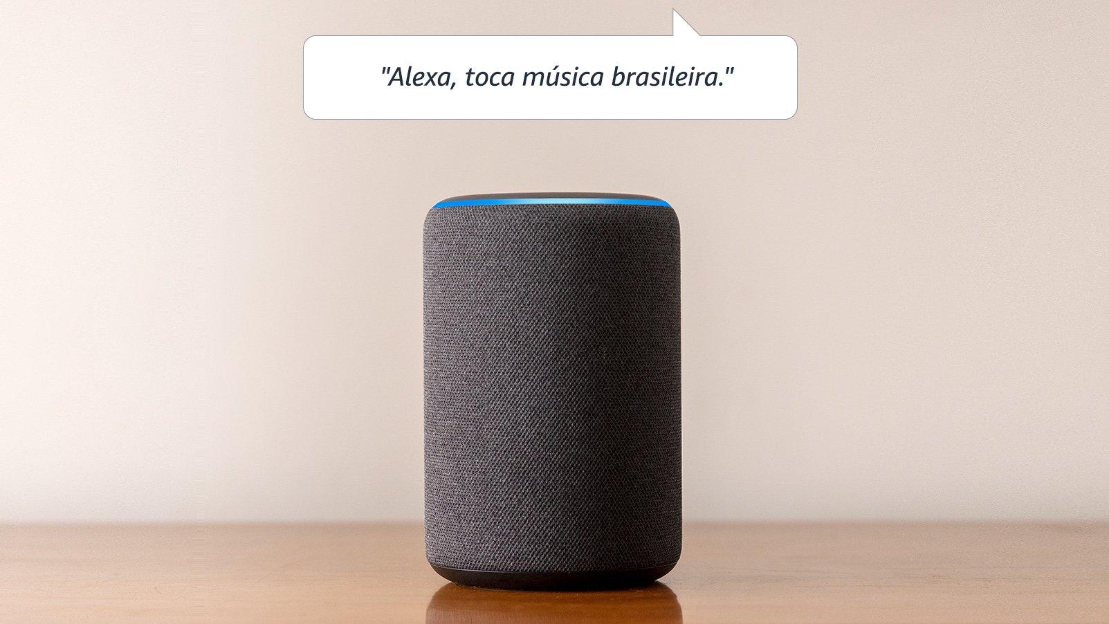 Amazon: Alexa starts to speak Portuguese;  Echo devices arrive in Brazil