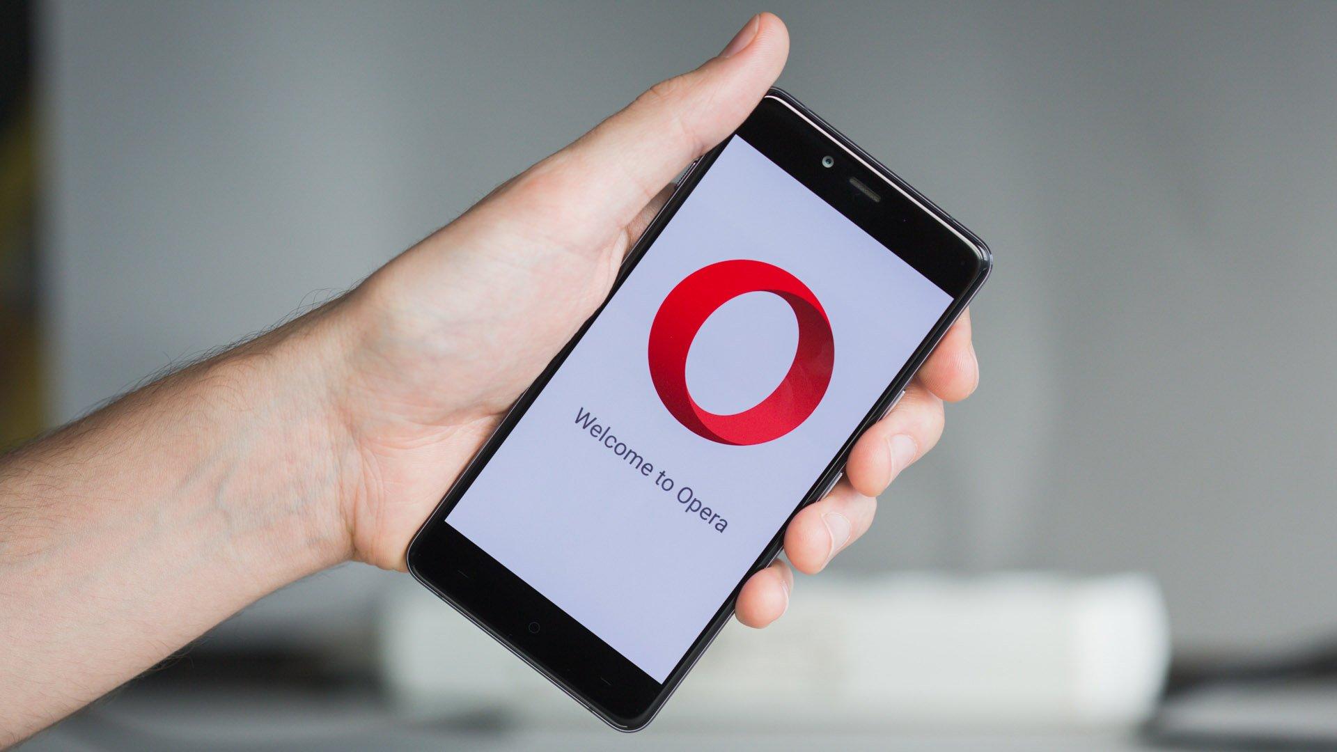Opera menambahkan VPN gratis ke browser Android-nya