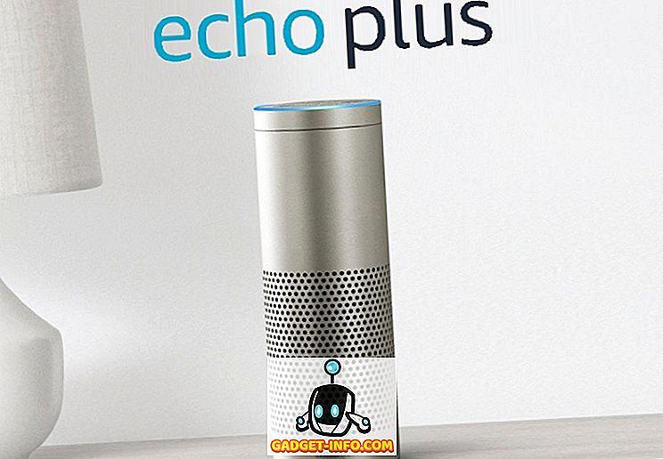 Amazon Echo Plus vs Amazon Echo (2015): Quick Comparison