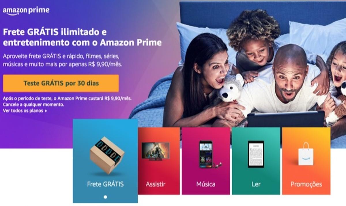 Amazon Prime: cara berlangganan paket layanan baru dari Amazon