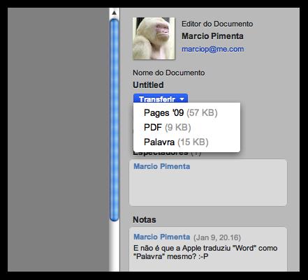 iWork.com and its translation errors