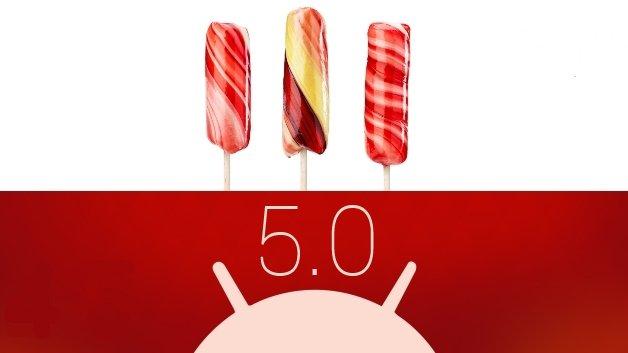 Android 5.0 Lollipop dapat tiba pada 3 November di Nexus