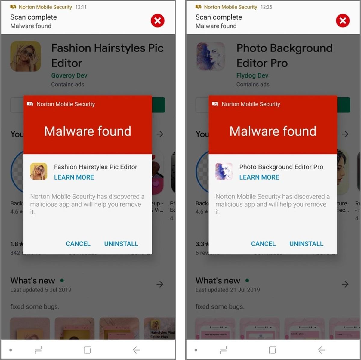 Malware aplikasi Android memiliki lebih dari 2,1 juta unduhan