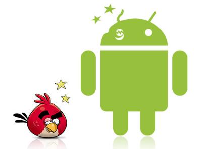Games: Angry Birds and Fruit Ninja