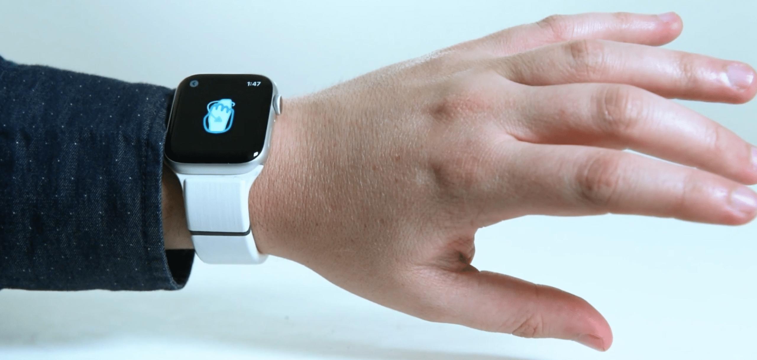 Mudra Band para Apple Watch