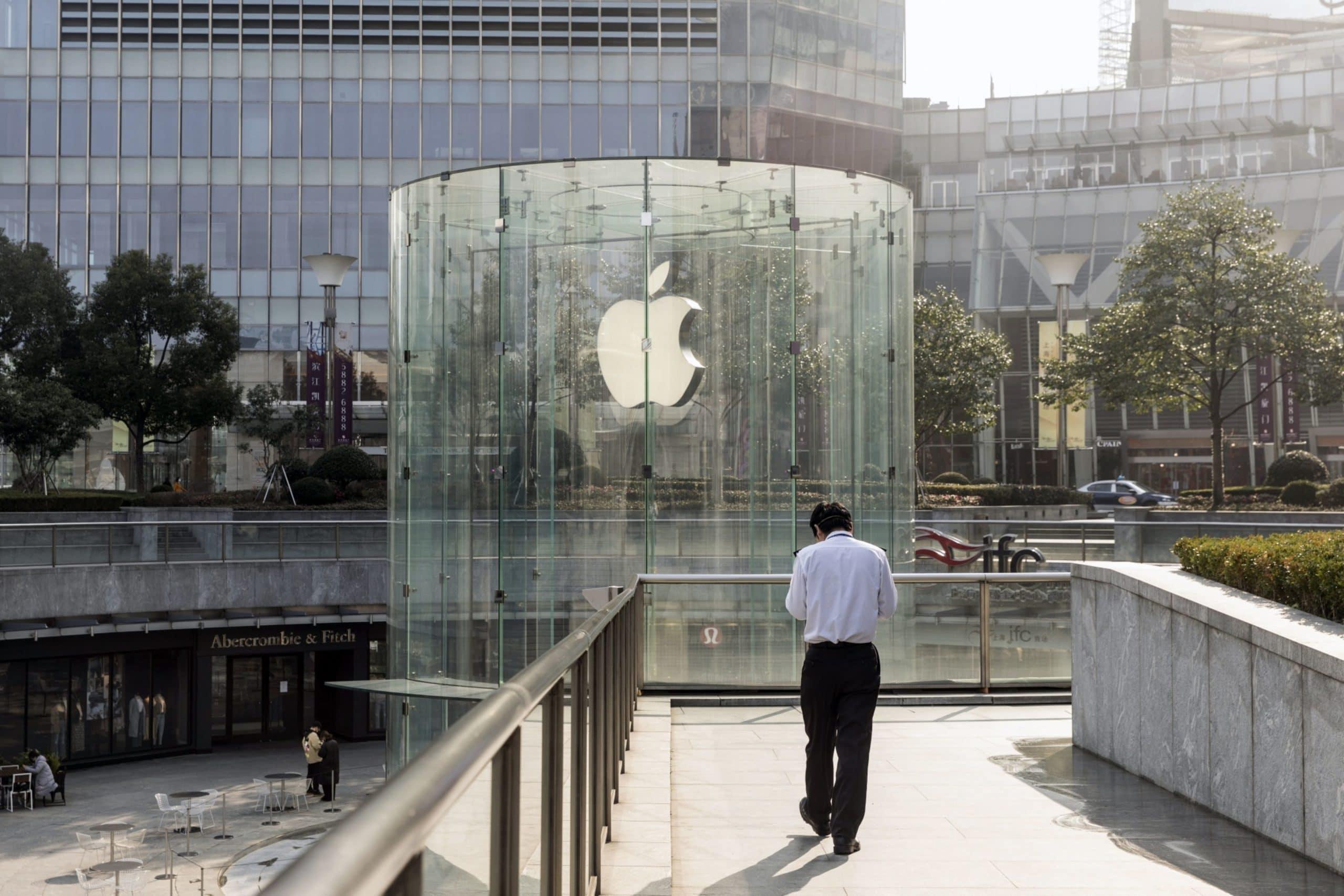 Loja da Apple