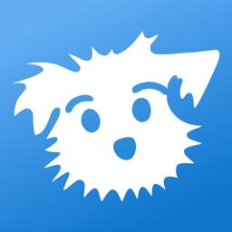 Yoga app icon |  Down Dog