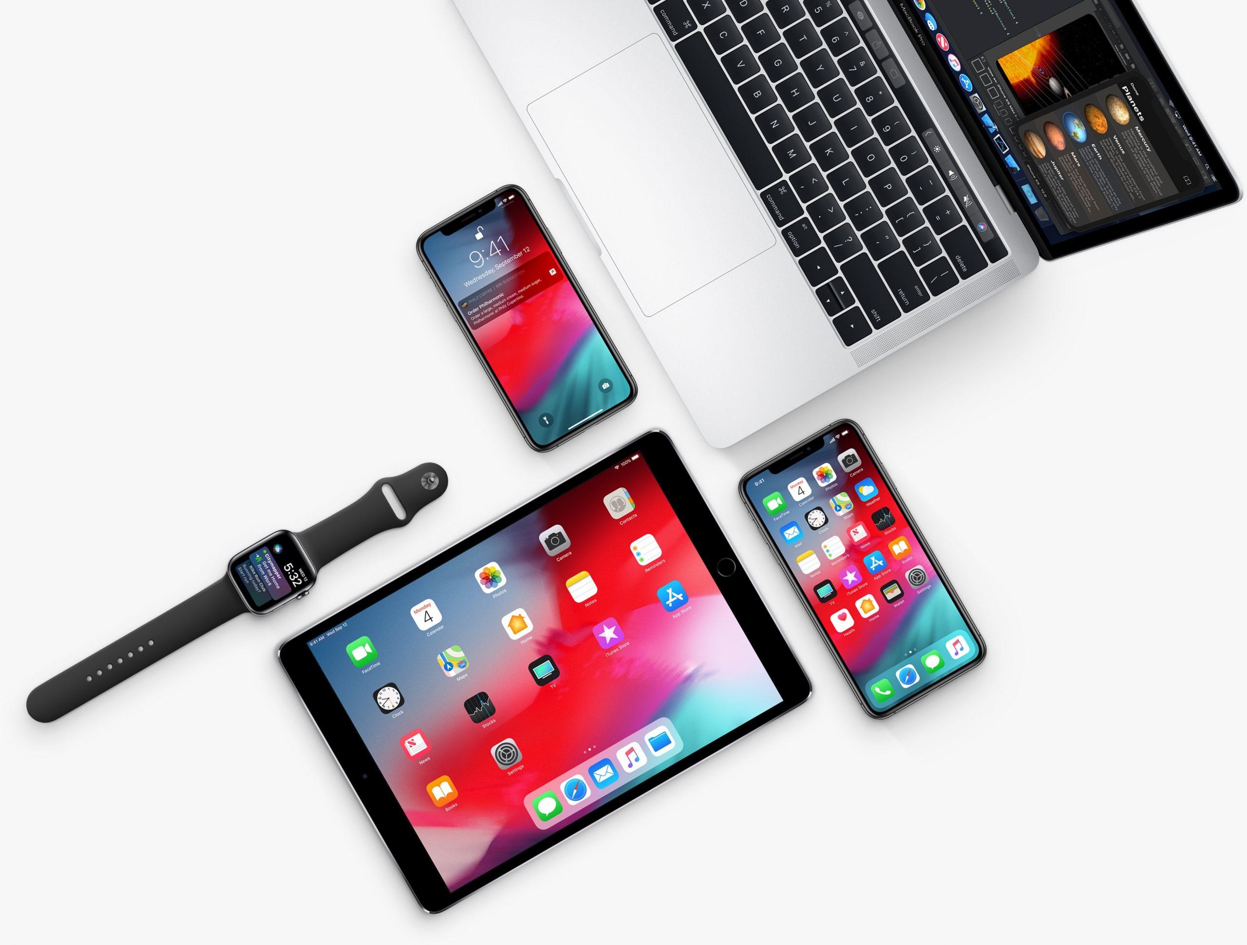 Apple releases sixth beta versions of iOS / iPadOS 13, watchOS 6 and tvOS 13 [atualização]