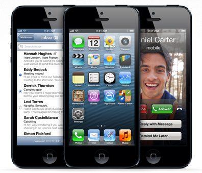 Apple vende 2 milhões de iPhone 5 em 24 horas