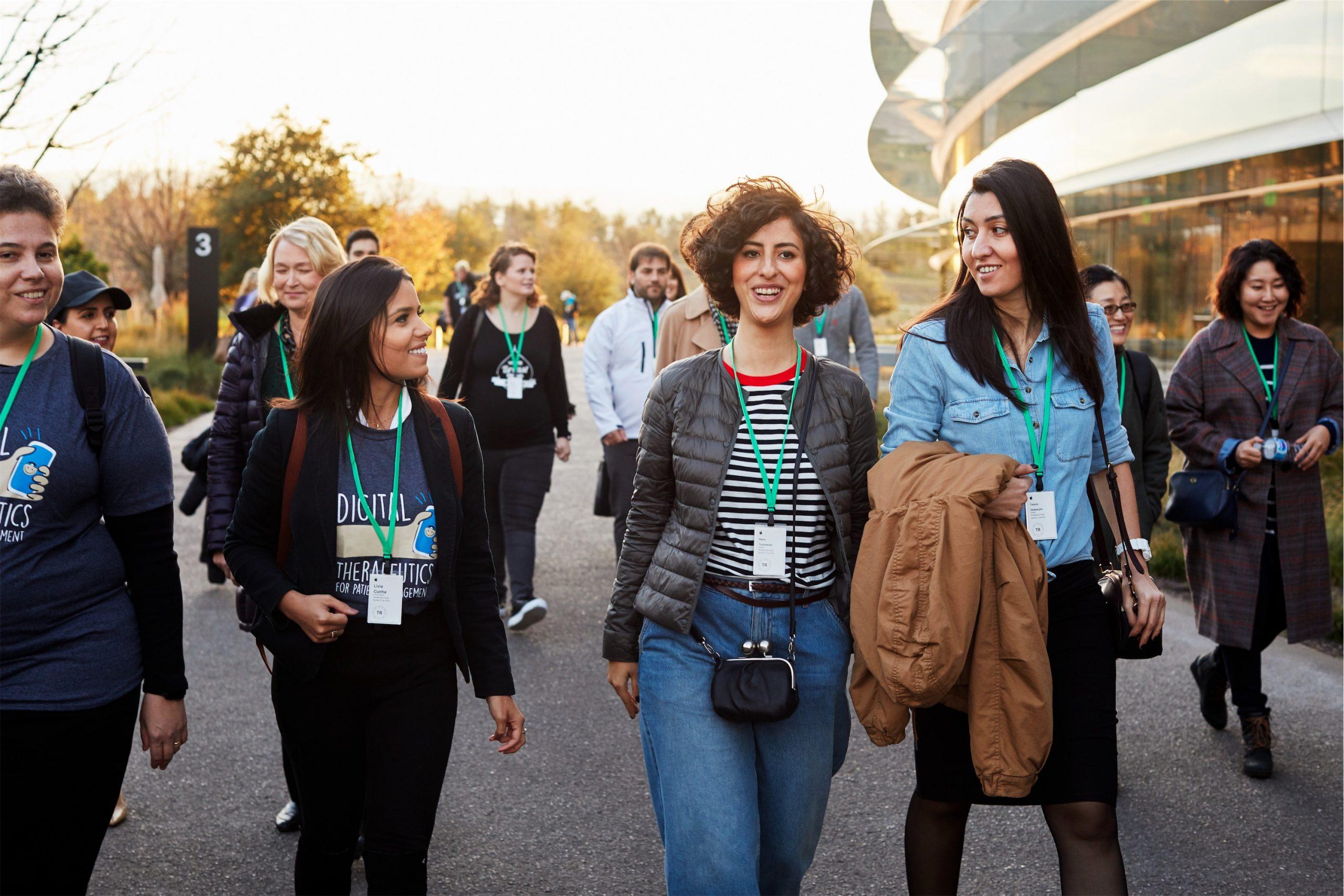 Apple starts first Entrepeneur Camp for women developers
