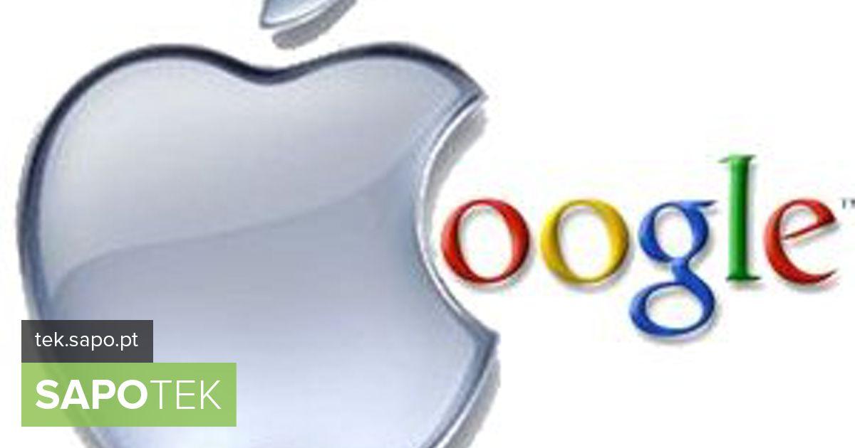 Apple strikes Google in the advertising war