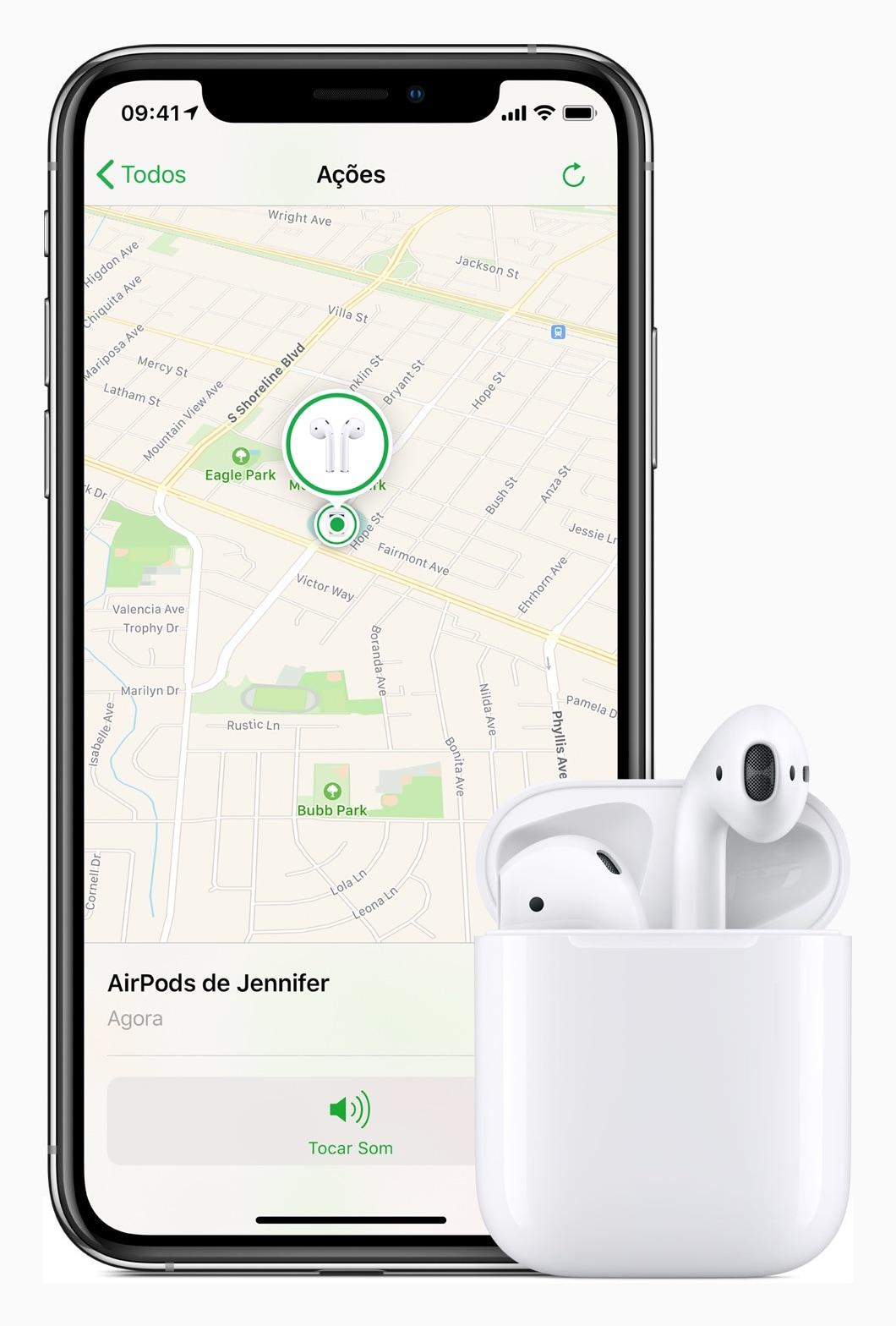 App Buscar Meu iPhone