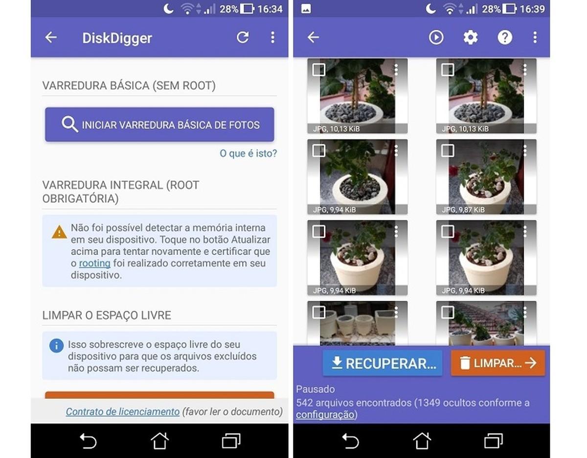 Aplikasi untuk memulihkan foto yang dihapus dari ponsel: lihat aplikasi terbaik