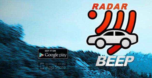 Bip Radar: pencari kamera keselamatan