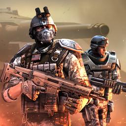 Modern Combat 5 app icon