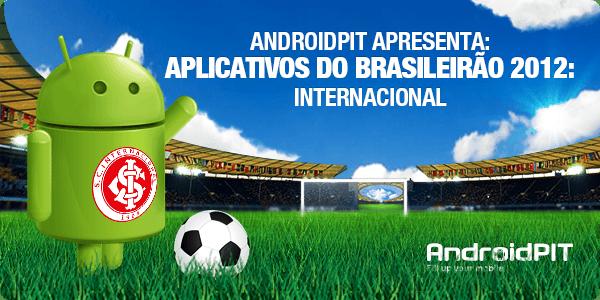 Aplikasi Android: Brasileirão 2012 Aplikasi # 12 Internacional