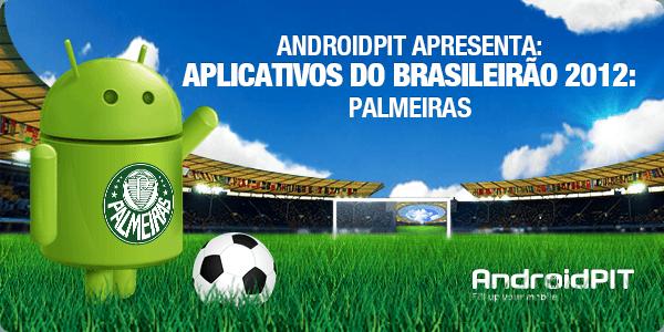 Aplikasi Android: Aplikasi Brasileirão 2012 # 14 Palmeiras