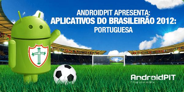 Aplikasi Android: Aplikasi Brasileirão 2012 # 16 Portuguesa