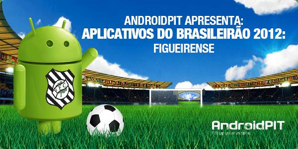 Aplikasi Android: Brasileirão 2012 Aplikasi # 8 Figueirense