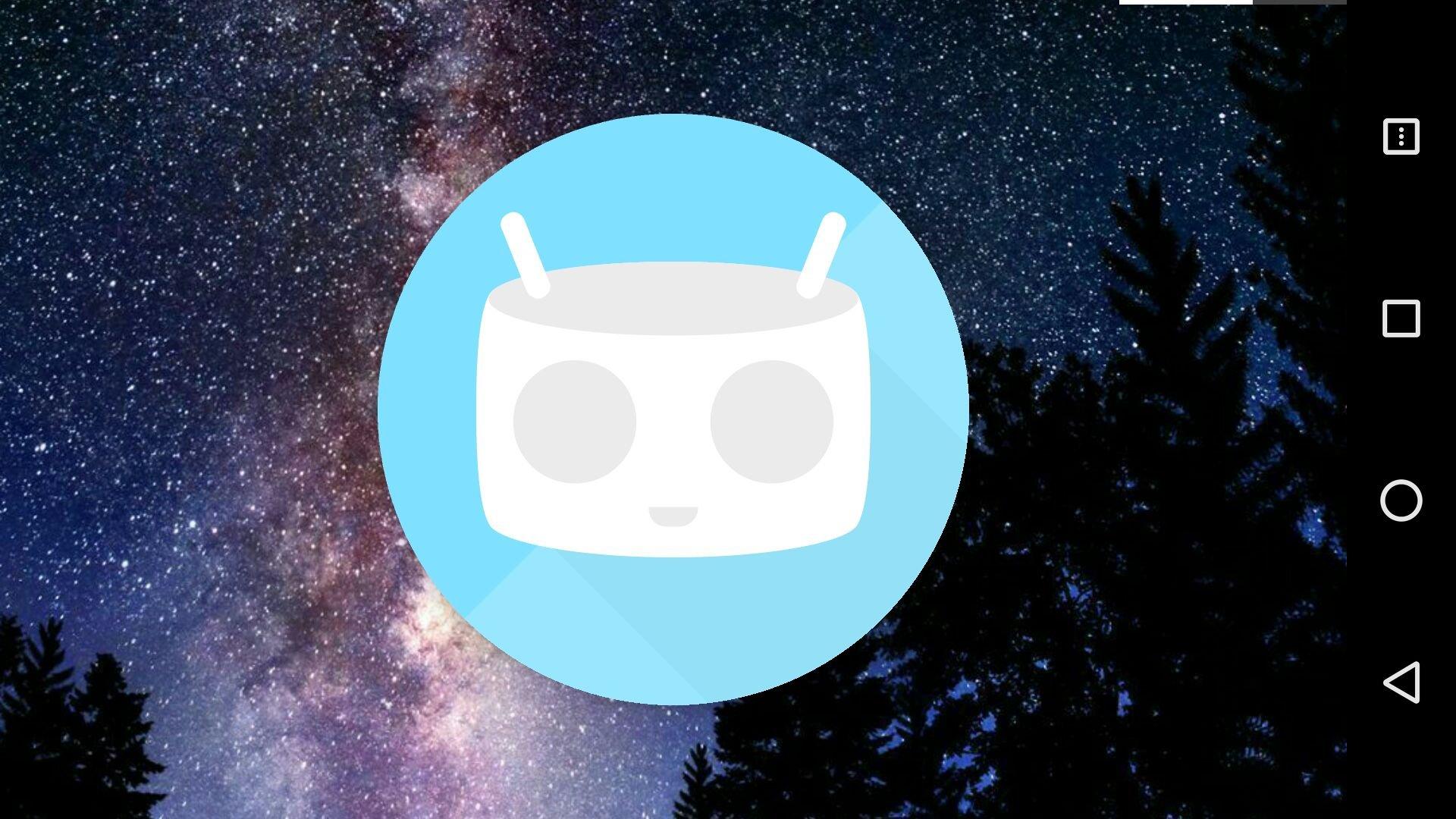 CyanogenMod meluncurkan versi stabil pertama CM13