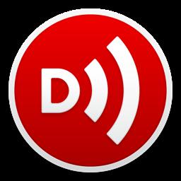 Downcast app icon
