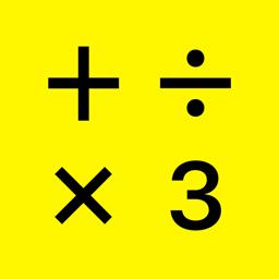 Digits Tape Calculator app icon