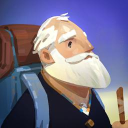 Old Man's Journey app icon