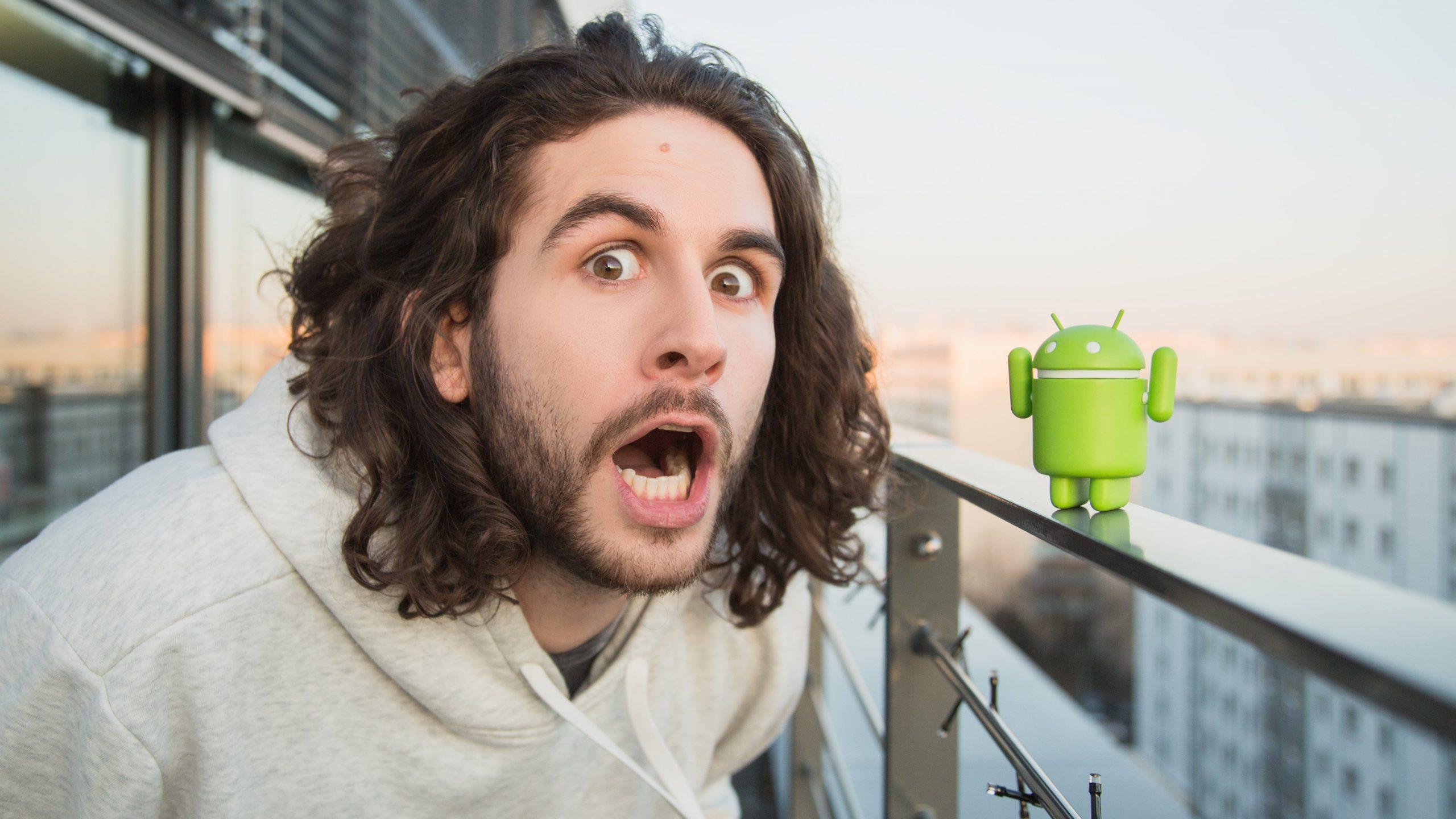Empat hal yang membuat saya sangat jengkel di dunia Android
