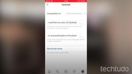 How to unlink Instagram from Facebook