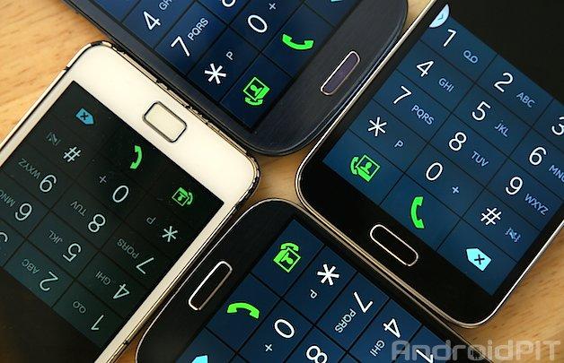 "Galaxy S line memiliki fungsi ""iOS FaceTime""?"