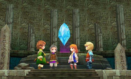Game Final Fantasy III chega ao Android