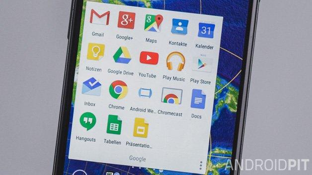 Pembaruan Gapps: Gmail, Dev Chrome, Dokumen, Presentasi, dan Fit