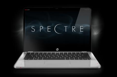 HP Envy Specter Ultrabook