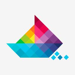 Sea of Squares app icon