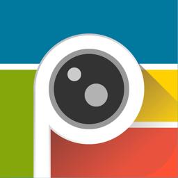 PhotoTangler Collage Maker app icon