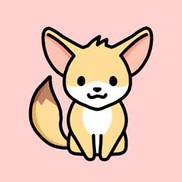Littlemandyart Cute Animals app icon