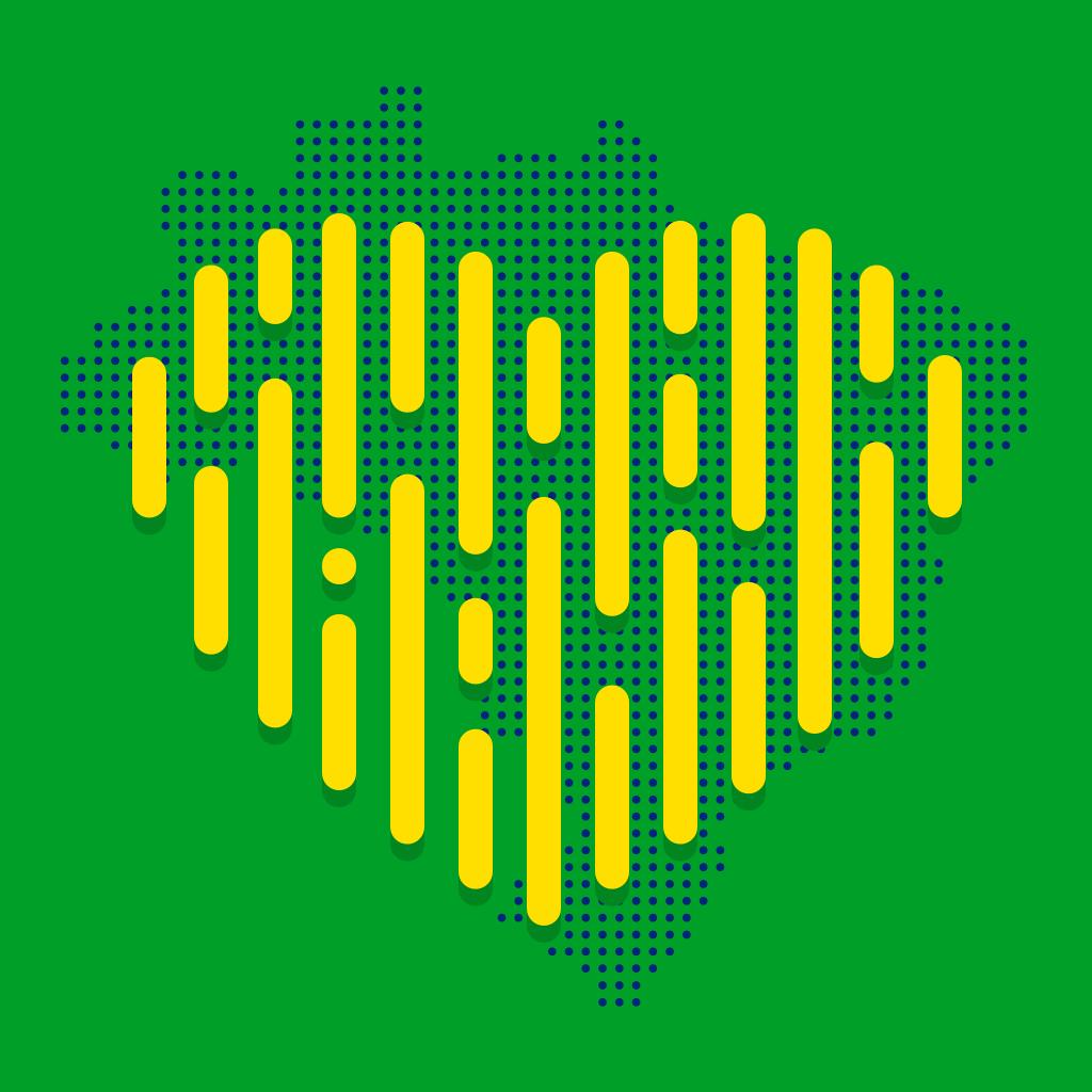 Ícone do app Medição da Frequência Cardíaca