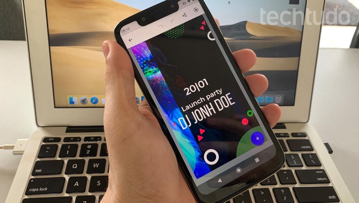 Aplikasi periklanan: cara membuat spanduk online di ponsel