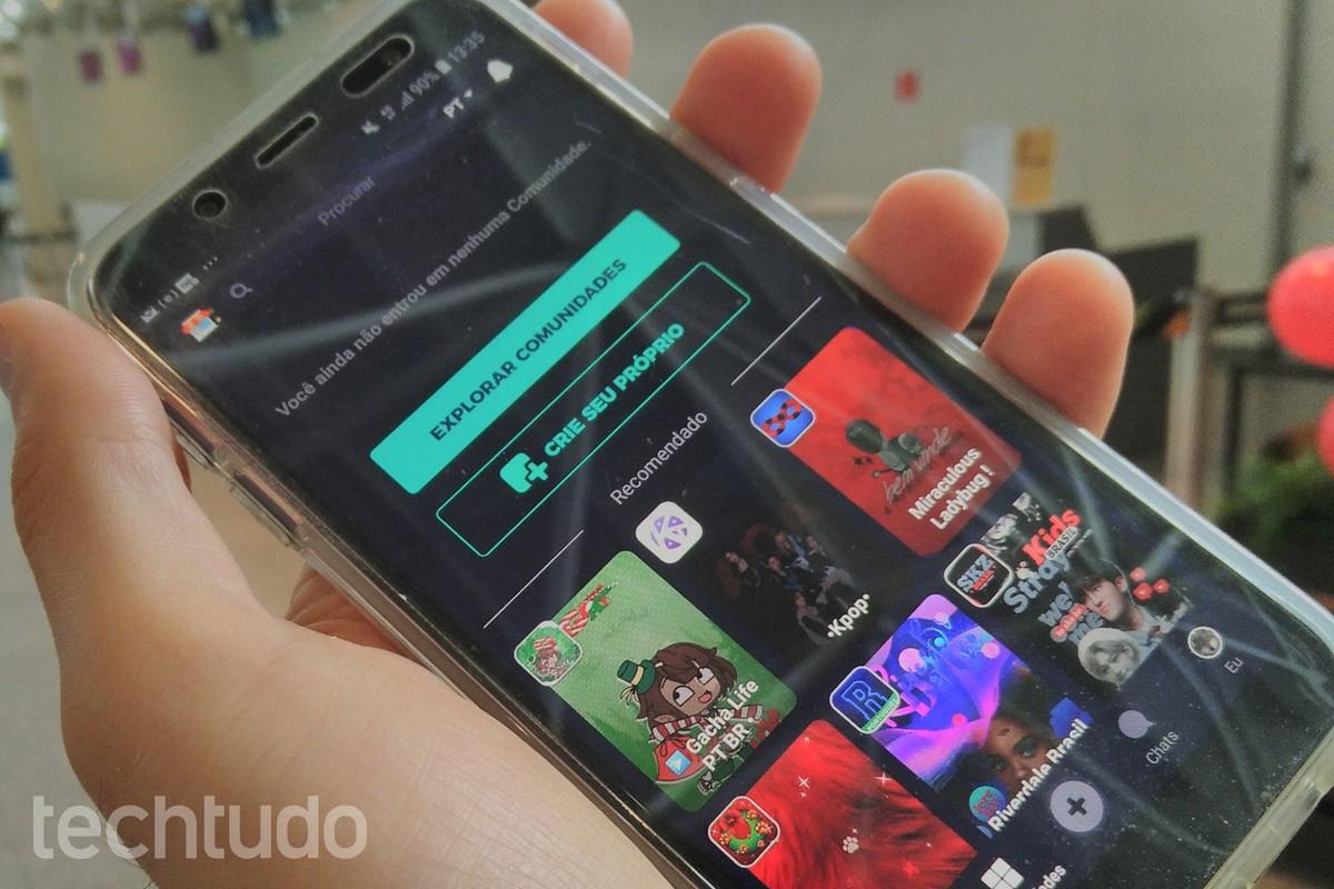 Amino Apps: cara mengunduh dan menggunakan jejaring sosial online