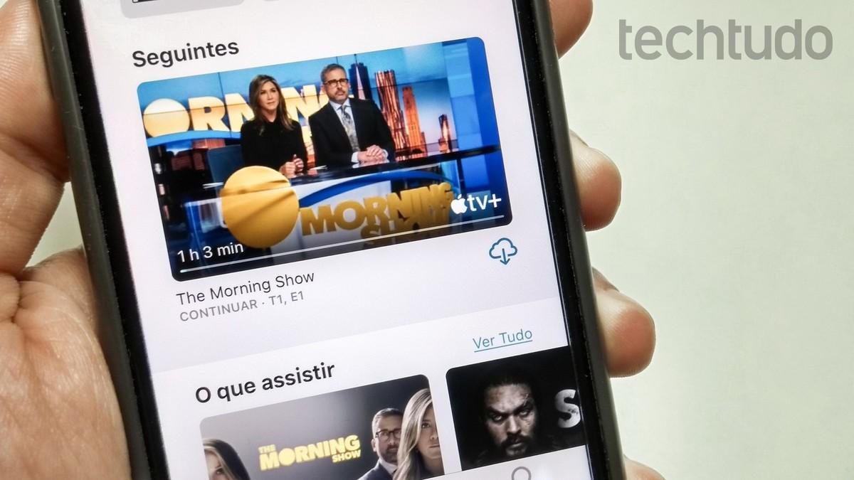 Apple TV +: cara mengunduh film dan serial untuk ditonton secara offline