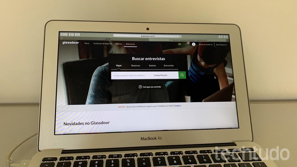 Glassdoor: cara mencari lowongan pekerjaan di situs web
