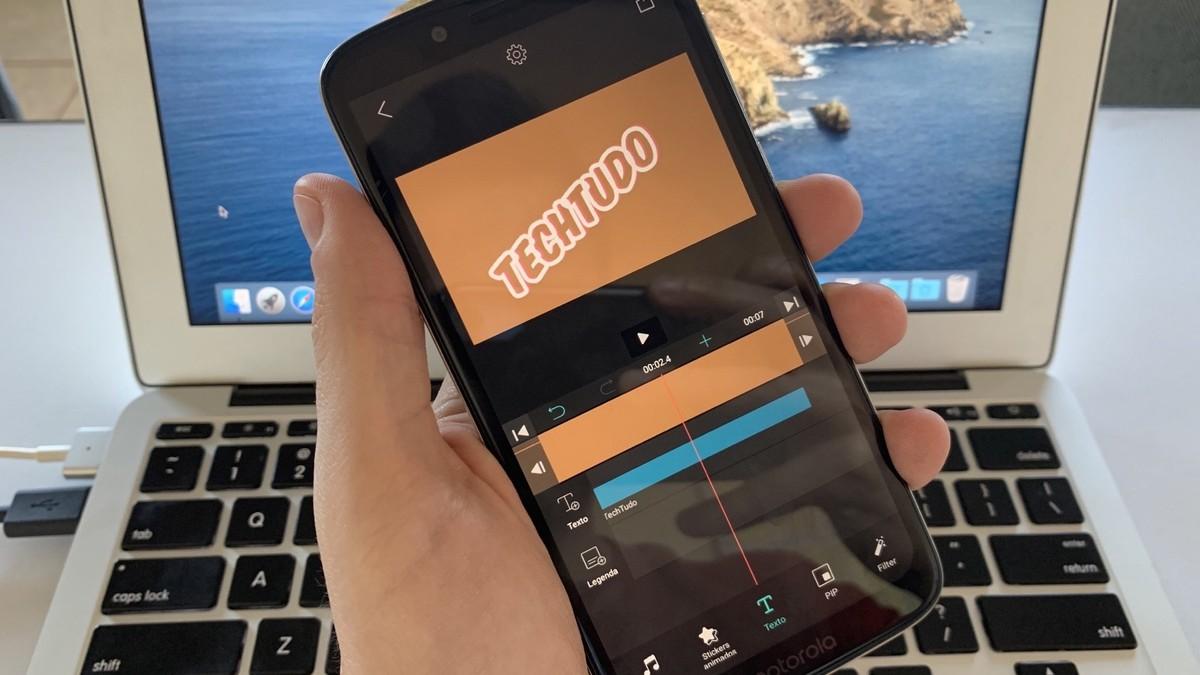 Aplikasi untuk melakukan intro: cara menggunakan VLLO untuk membuat sketsa di ponsel