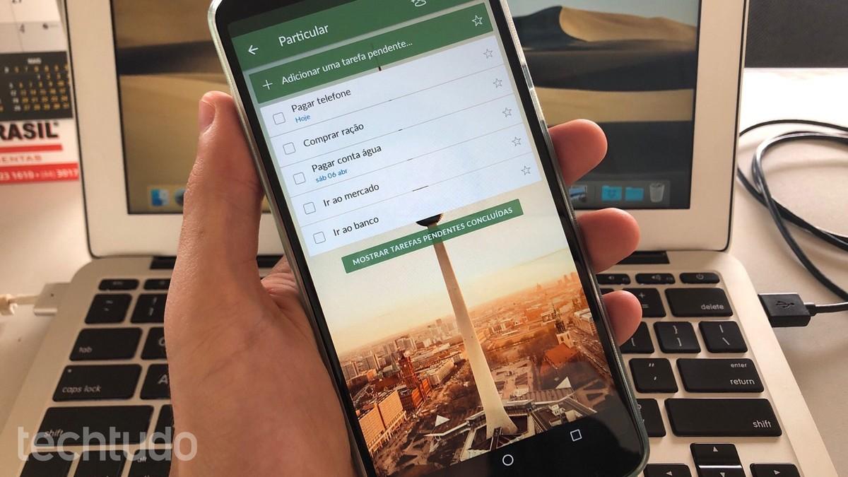 Aplikasi untuk mengatur tugas: cara menggunakan Wunderlist di ponsel