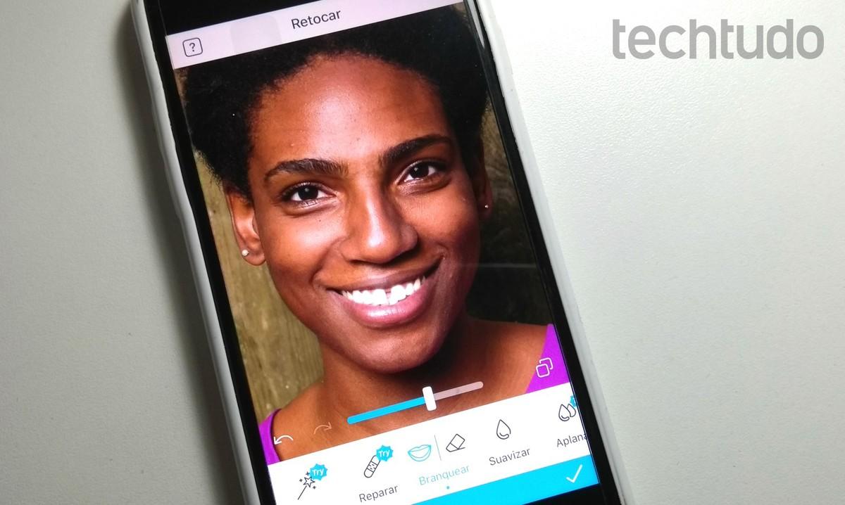 Aplikasi untuk memutihkan gigi: lihat lebih baik untuk mengedit foto Anda
