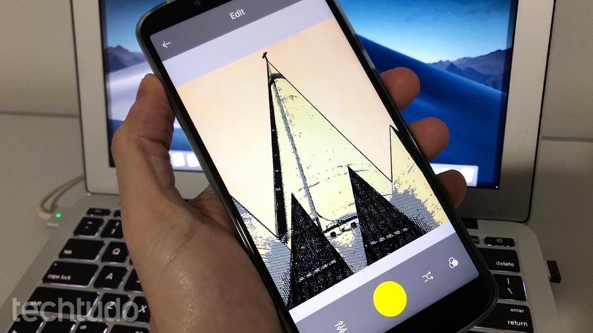 Aplikasi yang mengubah foto menjadi gambar: lihat cara menggunakan Pop Camera
