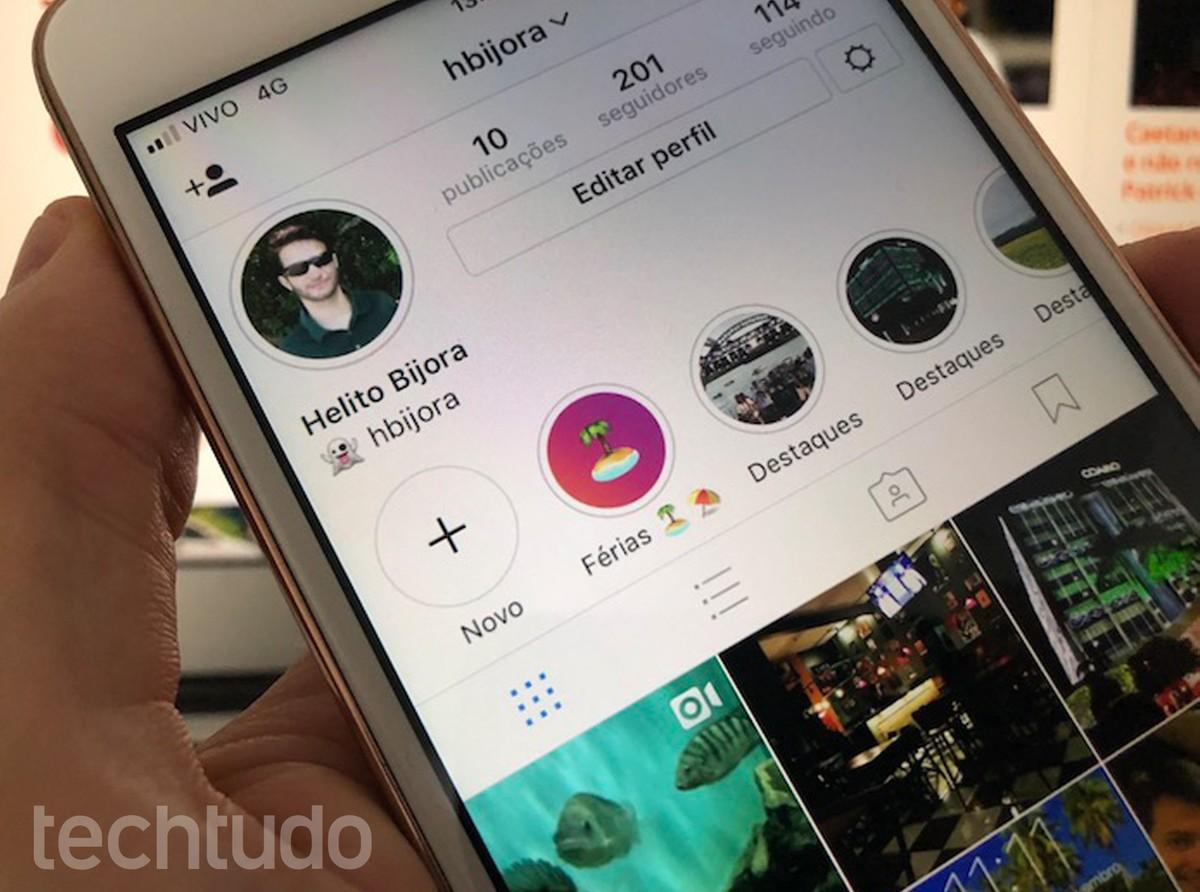 Cover for Stories: tujuh cara untuk menemukan gambar untuk mengatur Instagram